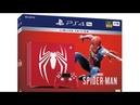 Тизер : Игровая приставка PS4 PlayStation 4 Pro 1TB (CUH-7108B) Spider-Man Limited Edition