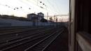 Прибытие на станцию Харьков-пассажирский
