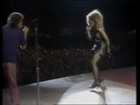 Tina Turner Mick Jagger State of shock It's only Rock and Roll