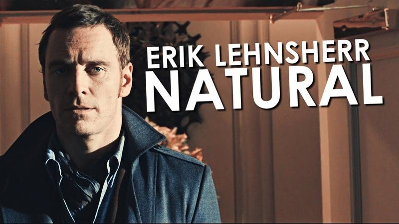 Erik Lehnsherr   Natural