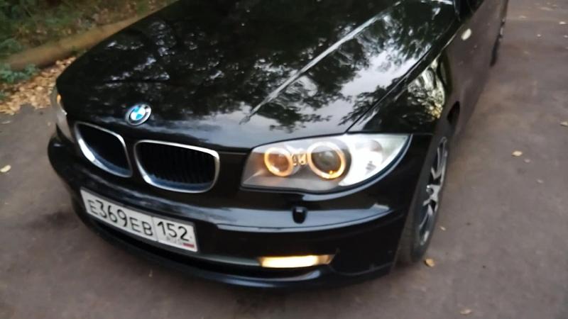 BMW 118 (2 л, 136 л.с.), 2011г, 130 т.км,