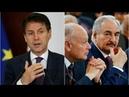 Libye une conférence pour rien
