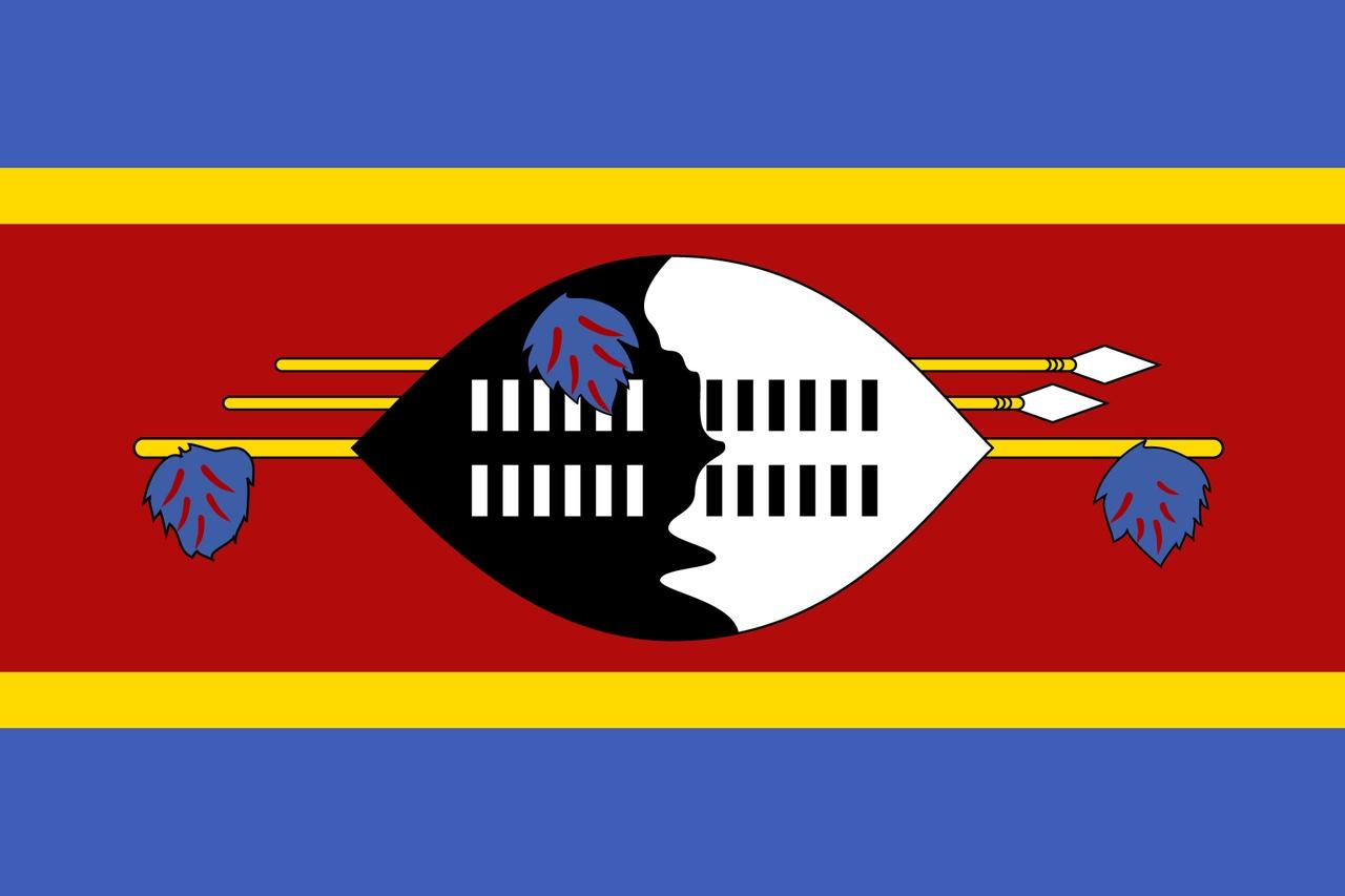 Флаг Эсватини