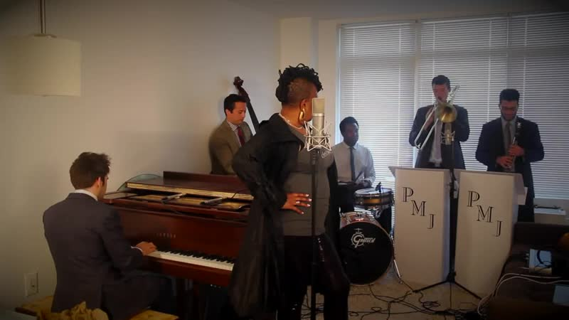 Livin on a Prayer Vintage Jazz Bon Jovi Cover ft Miche B