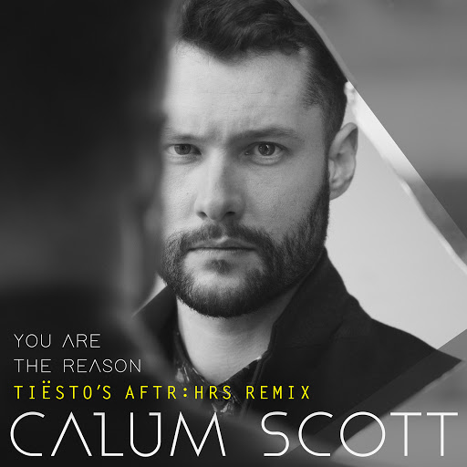 Calum Scott album You Are The Reason (Tiësto's AFTR:HRS Remix)