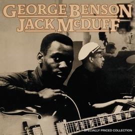 George Benson альбом George Benson & Jack McDuff [2-fer]