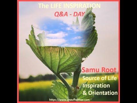 Samu Root - QA-Day JETZT mache ich DEN ERSTEN SCHRITT!