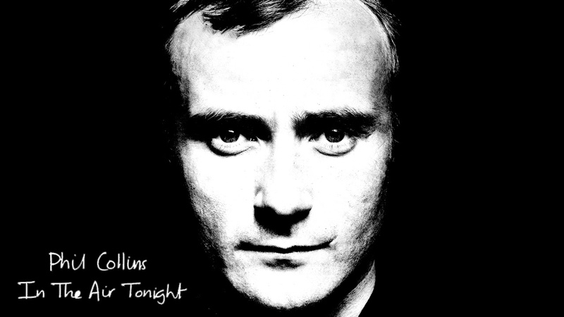 Phil Collins - In The Air Tonight [Instrumental] (with Background Vocals)