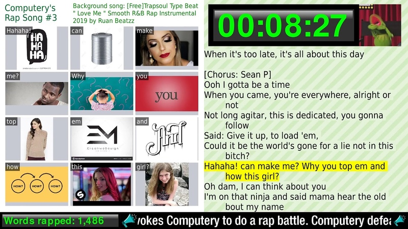 Explicit TEN HOURS OF AI RAP TO HELP YOU STUDY CHILL OUT GET HYPED FALL ASLEEP FIND LOVE