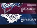 Colorado Avalanche vs Toronto Maple Leafs Jan 14, 2019 HIGHLIGHTS HD
