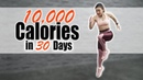 Burn 10,000 Calories in 30 Days! (No Weights, No Gym) | Joanna Soh