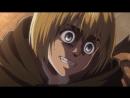 Anime365 Армин психанул момент из аниме Shingeki no Kyojin Season 2