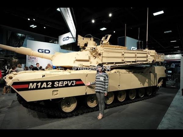 Новый M1A2 Abrams SepV3 поступит в войска США в 2019 году смотреть онлайн без регистрации