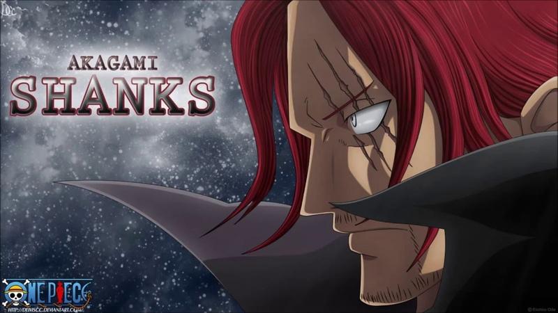One Piece OST Shanks Theme