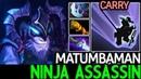 Matumbaman [Riki] Ninja Assassin Carry Build 7.19 Dota 2