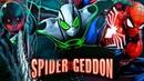 ВОЙНА ЛЮДЕЙ-ПАУКОВ. ПАУКОГЕДДОН. Spider-Geddon ПОЛНАЯ ИСТОРИЯ.