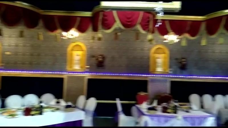 Банкетный зал Урфин Джюс сентябрь 2018