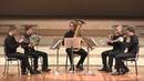 Malcolm Arnold Brass Quintet No 1 Op 73 III Con brio