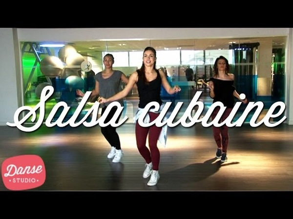 Danse Studio Salsa cubaine