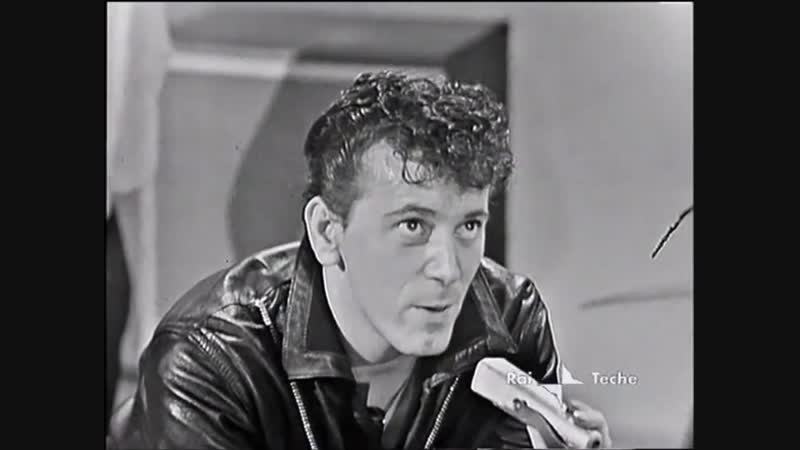Gene Vincent - Italy, May 1960