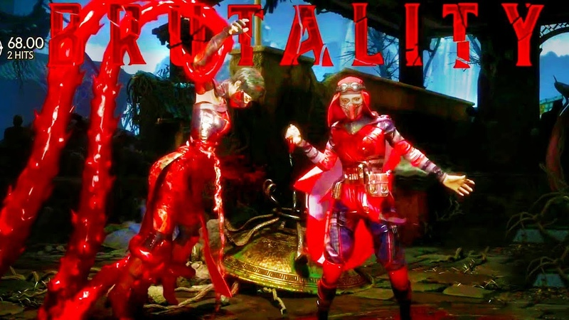 Mortal Kombat 11 - All BRUTALITIES !!