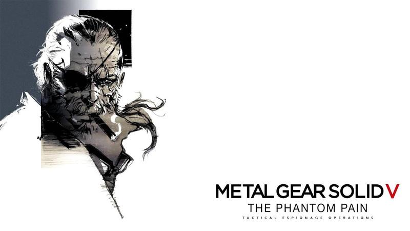 Metal Gear Solid V - The Phantom Pain [Gamerip] - Track 147 - Friday Im In Love