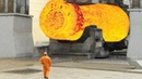 World Dangerous Biggest Heavy Duty Hammer Forging Factory Skill, Extreme Ring Rolling Fast Machines