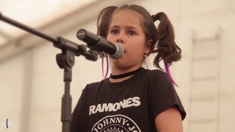 Ramoninos - Ya no quiero ser yo (La Polla Records) (Kalikenyo Rock XII 2017)