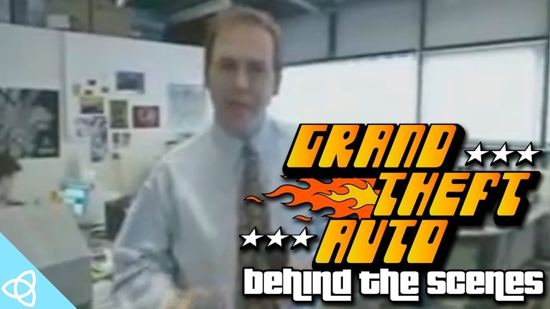 За Кадром игры : Grand Theft Auto 1 [Interview with the GTA 1 developers in 1997] (20.01.2019)