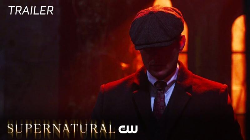 Сверхъестественное Supernatural Трейлер 14 го сезона