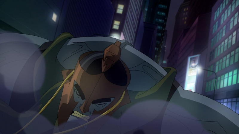 Бэтмен: Рыцарь Готэма (2008)