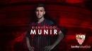 Munir El Haddadi firma por ésta y cuatro temporadas más con el Sevilla FC