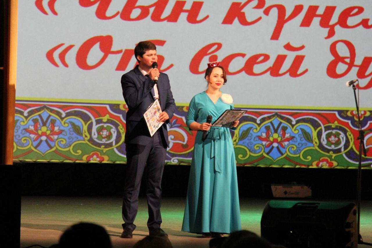 Ансамбль Нур, Тара. 15 лет Диляра Султанова