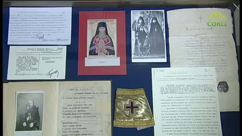 Хранители памяти От 15 января Церковно археологический музей Новоспасского монастыря Часть 3