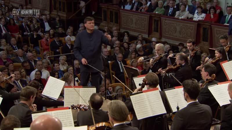 Musikverein Wien - Philharmonisches Konzert mit Christian Thielemann (2019)