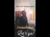 Charl Browns instagram story ft Adam Lambert 311018