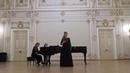 Julia Fayzulina Saint Saëns Aria de Dalilah pianist Elena Samarina