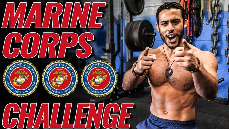 MARINE CORPS Workout 3-Minute Challenge Can You Keep Up