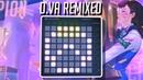 Overwatch - D.Va Remixed Launchpad Song Helynt