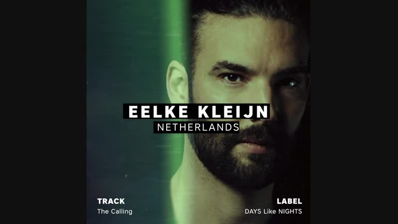 Eelke Kleijn Artist of the week at Beatport