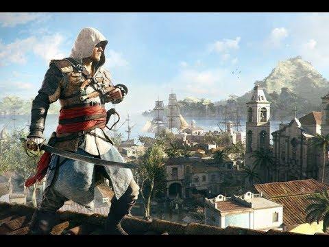 Прохождение - Assassin's Creed Black Flag - Часть 14 ( Одинокий безумец )