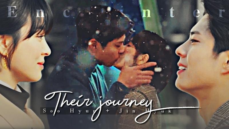 Soo Hyun Jin Hyuk ● Their Journey ▷ Encounter [FINALE]