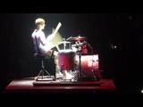 JUSTIN BIEBER - PURPOSE TOUR - DRUM SOLO BILLY JEAN - The o2 London 29112016