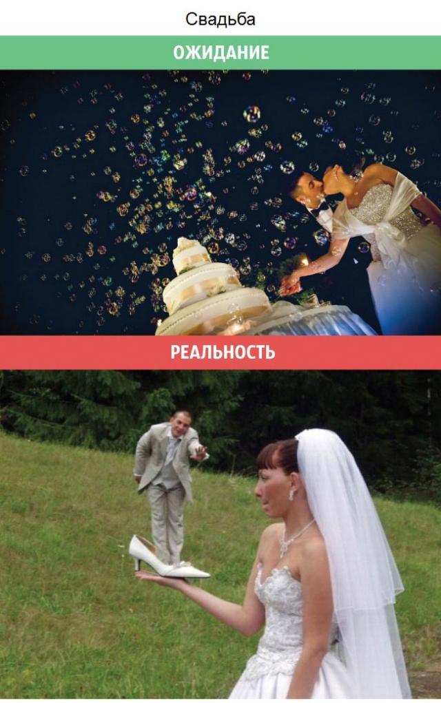 Отношения вашей мечты и суровая реальность
