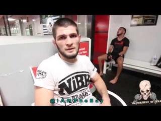 ВЛОГ UFC 229 ХАБИБА ПЕРЕД ПРЕСС КОНФЕРЕНЦИЕЙ С КОНОРОМ