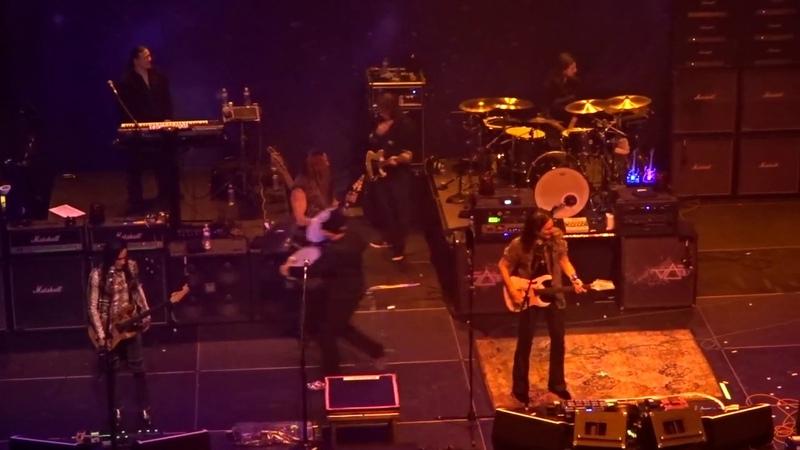 Yngwie Malmsteen, Steve Vai, Zakk Wylde, Nuno Bettencourt Tosin Abasi - Bohemian Rhapsody