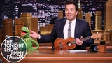 Jimmy and Kermit Perform
