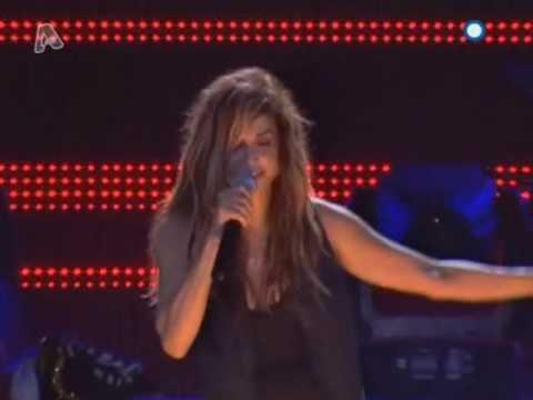Anna Vissi - Kravgi (Live @ Summer Tour - Alpha TV)