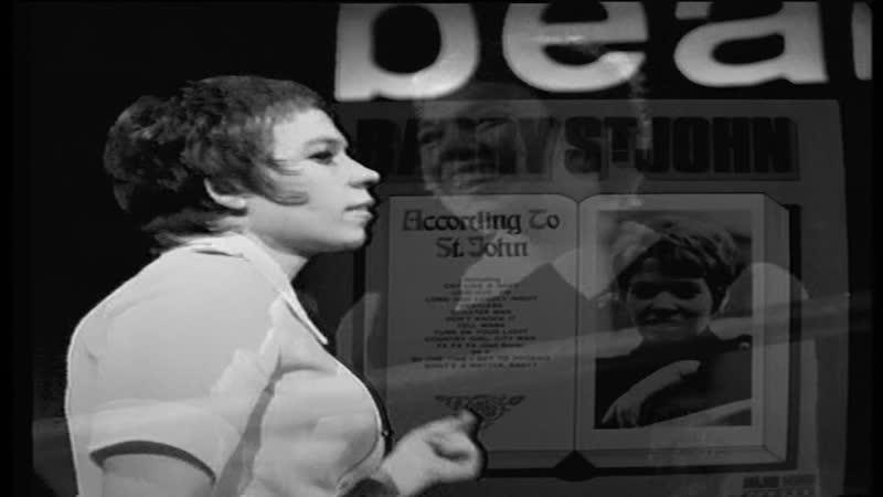 Barry St. John — Cry Like A Baby – Beat-Club 39 - 25.1.1969