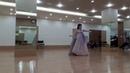 雲畫的月光 金裕貞 朴寶劍 幕後 練舞片段